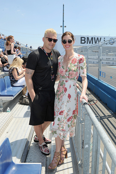 Bermuda Shorts「G.H. Mumm Champagne Celebrates Formula E With Mumm Grand Cordon At Inaugural ePrix Race In New York City」:写真・画像(13)[壁紙.com]