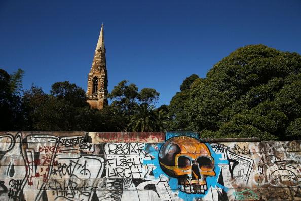 Graffiti「NSW Passes New Graffiti Laws」:写真・画像(1)[壁紙.com]