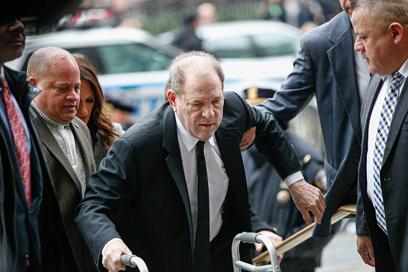 The Two Faces of January「Harvey Weinstein Sex-Crimes Trial Begins In New York」:写真・画像(14)[壁紙.com]