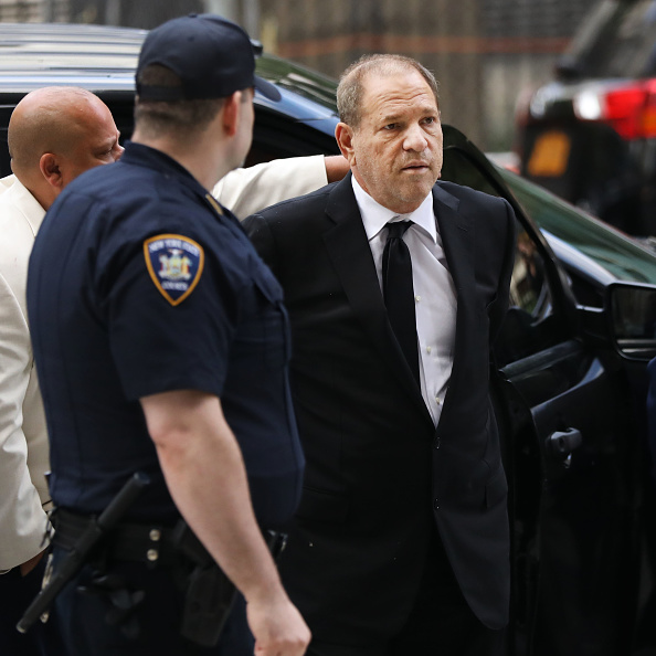 Legal Trial「Harvey Weinstein In Court For Arraignment Over New Indictment For Sexual Assault」:写真・画像(17)[壁紙.com]