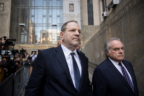 Courthouse「Harvey Weinstein Arraigned On Rape And Criminal Sex Act Charges」:写真・画像(12)[壁紙.com]