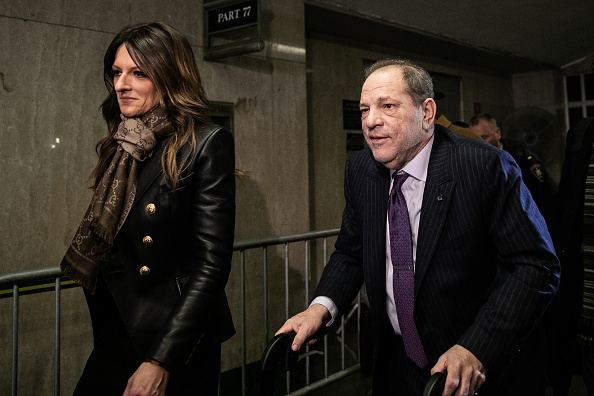 Lawyer「Jury Deliberations Continue In Harvey Weinstein Rape And Assault Trial」:写真・画像(3)[壁紙.com]