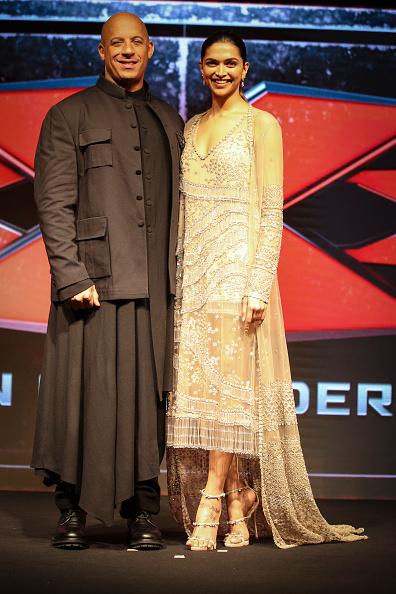 "Fully Unbuttoned「""xXx: The Return Of Xander Cage"" - Mumbai Fan Screening」:写真・画像(3)[壁紙.com]"