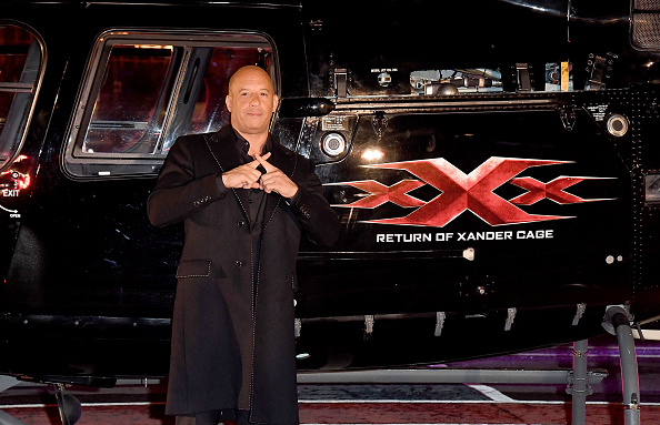 "England「Paramount Pictures' ""xXx: Return of Xander Cage"" - European Premiere」:写真・画像(6)[壁紙.com]"