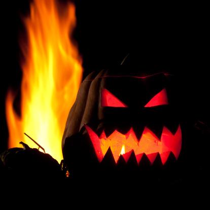 Evil「Halloween decoration」:スマホ壁紙(14)