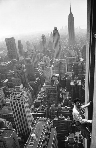William Lovelace「Skyscraper Cleaner」:写真・画像(9)[壁紙.com]