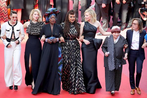 "Cannes International Film Festival「""Girls Of The Sun (Les Filles Du Soleil)"" Red Carpet Arrivals - The 71st Annual Cannes Film Festival」:写真・画像(4)[壁紙.com]"