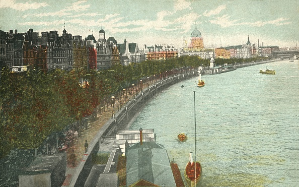 Embankment「The Thames Embankment」:写真・画像(14)[壁紙.com]