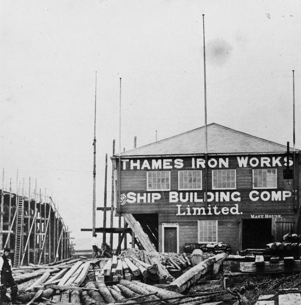 Thames River「Mast House」:写真・画像(19)[壁紙.com]