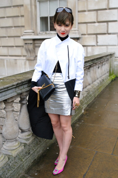 Shoe「Street Style: Day 1 - London Fashion Week AW14」:写真・画像(6)[壁紙.com]