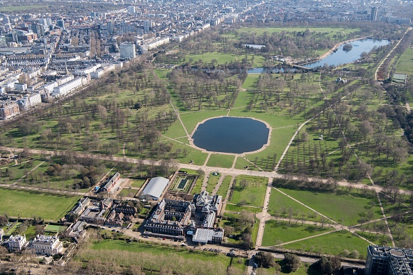 Scenics - Nature「Kensington Palace And Kensington Gardens」:写真・画像(17)[壁紙.com]
