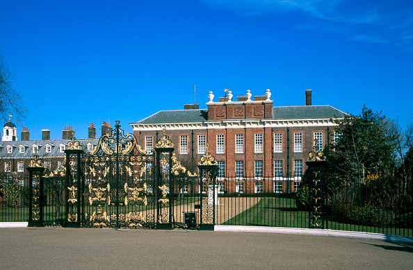 Construction Industry「Kensington Palace, London, UK」:写真・画像(18)[壁紙.com]