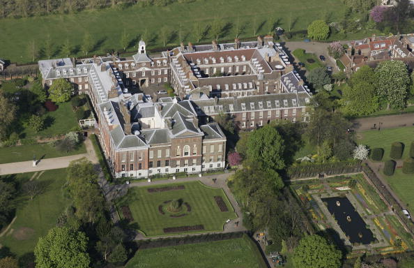 Kensington Palace「London From The Air」:写真・画像(0)[壁紙.com]