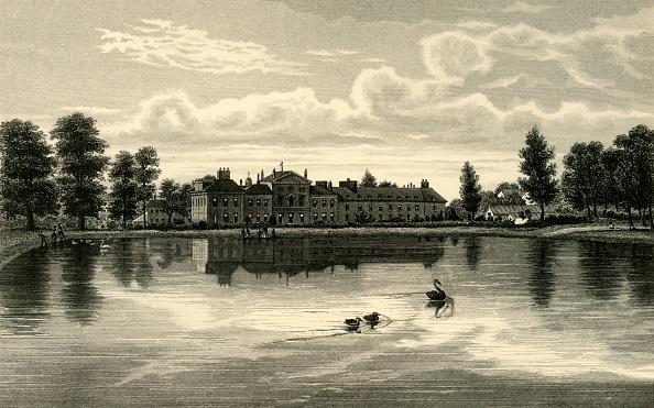 Water Surface「Kensington Palace」:写真・画像(0)[壁紙.com]