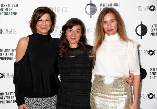 ピューリッツァー賞「Pulitzer Prize-Winning Photojournalist Lynsey Addario Honored At The 2017 ICP Spotlights Luncheon」:写真・画像(15)[壁紙.com]