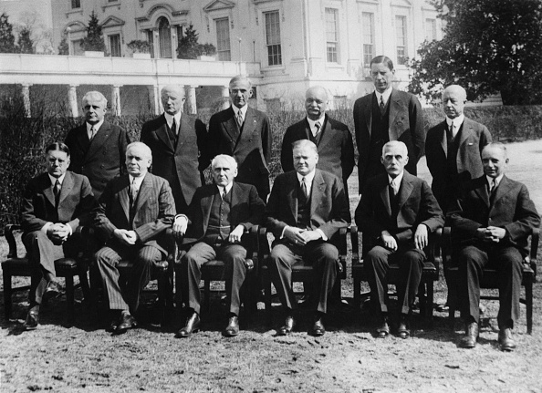US President「Hoover's Cabinet」:写真・画像(3)[壁紙.com]