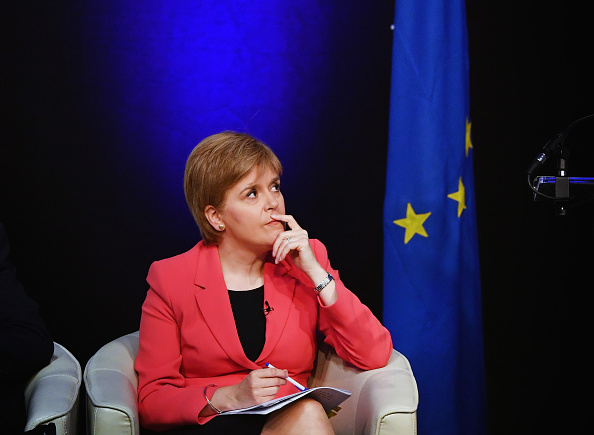 Brexit「Nicola Sturgeon Holds Public Discussion With Scotland's EU Nationals Post-Brexit」:写真・画像(5)[壁紙.com]