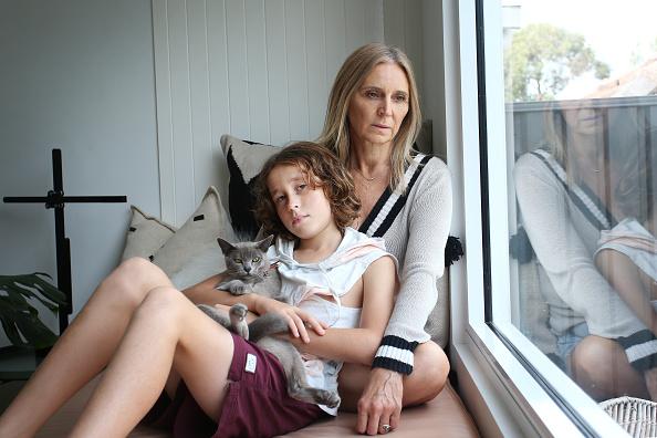 Lifestyles「Portraits Of Isolation: Australians At Home During Coronavirus Pandemic」:写真・画像(5)[壁紙.com]