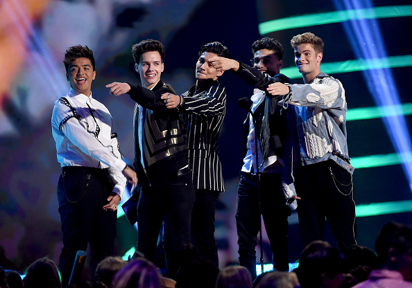 Fox Photos「FOX's Teen Choice Awards 2018 - Show」:写真・画像(7)[壁紙.com]
