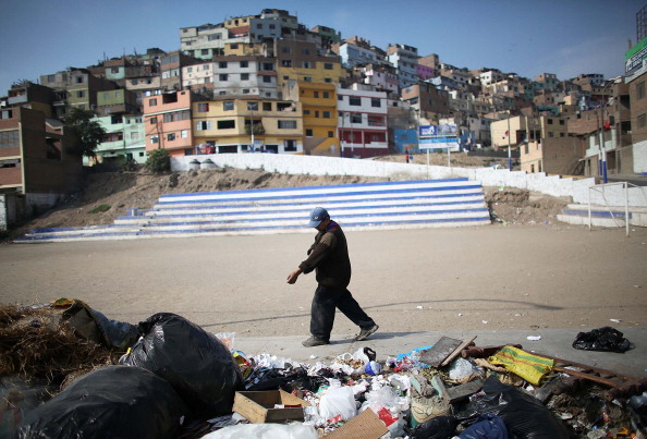 Obsolete「Lima: Teeming City Of 9 Million Reflects Peru's Growing Pains」:写真・画像(15)[壁紙.com]