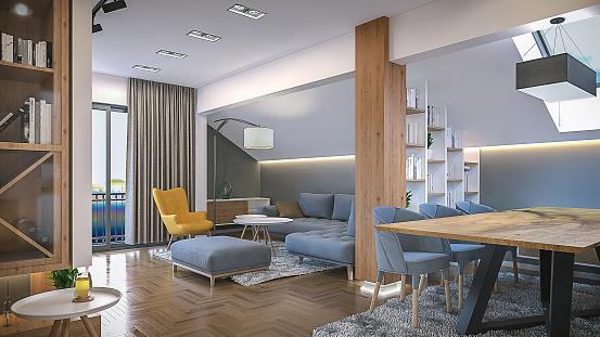 Hostel「Idea of a modern home」:スマホ壁紙(10)
