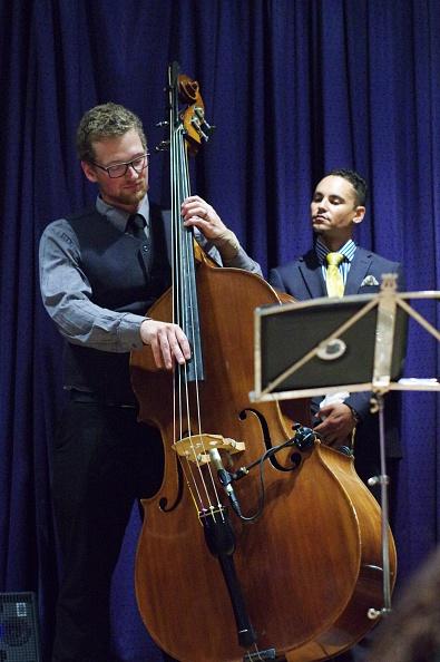 Bass Instrument「Shane Allessio and Jay Phelps, Watermill Jazz Club, Dorking, Surrey, 2014.」:写真・画像(18)[壁紙.com]