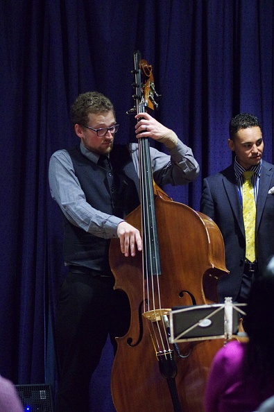 Bass Instrument「Shane Allessio and Jay Phelps, Watermill Jazz Club, Dorking, Surrey, 2014.」:写真・画像(17)[壁紙.com]