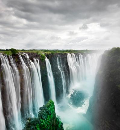 Waterfall「Victoria Falls, Zimbabwe, Southern Africa」:スマホ壁紙(9)