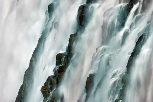 Long Exposure「Victoria Falls, Zambia, Southern Africa」:スマホ壁紙(1)