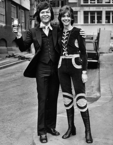 1970-1979「Cliff And Newton John」:写真・画像(5)[壁紙.com]