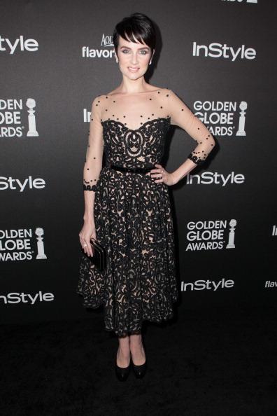 Gabriel Olsen「The Hollywood Foreign Press Association (HFPA) And InStyle Celebrates The 2014 Golden Globe Awards Season」:写真・画像(8)[壁紙.com]