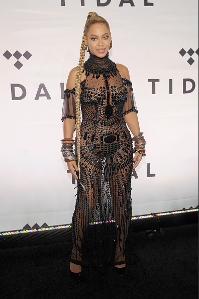 Beyonce Knowles「TIDAL X: 1015 - Arrivals」:写真・画像(12)[壁紙.com]