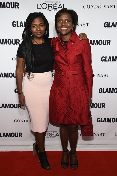 Long Hair「Glamour's Cindi Leive Honors The 2014 Women Of The Year - Arrivals」:写真・画像(3)[壁紙.com]