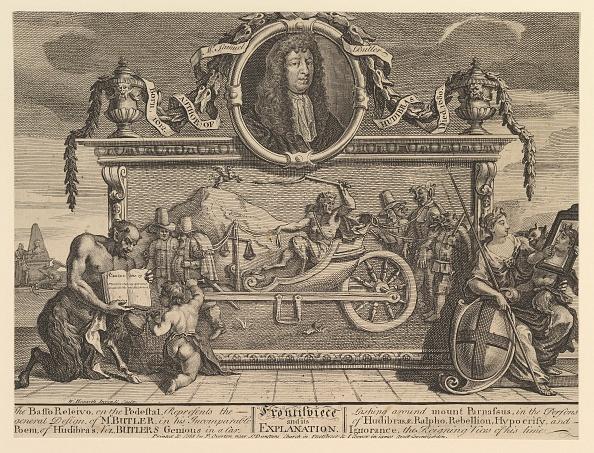 Butler「Frontispiece And Its Explanation: Twelve Large Illustrations For Samuel Butler」:写真・画像(14)[壁紙.com]