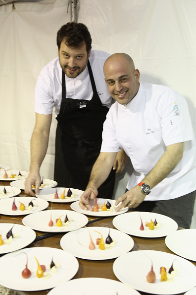 Southern USA「Culinary Odyssey: An Israeli Dinner Hosted By Michael Solomonov, Meir Adoni And Eitan Vanunu Featuring Bar Lab - 2015 Food Network & Cooking Channel South Beach Wine & Food Festival」:写真・画像(19)[壁紙.com]