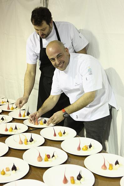 Southern USA「Culinary Odyssey: An Israeli Dinner Hosted By Michael Solomonov, Meir Adoni And Eitan Vanunu Featuring Bar Lab - 2015 Food Network & Cooking Channel South Beach Wine & Food Festival」:写真・画像(18)[壁紙.com]
