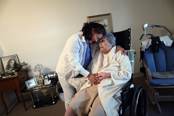 Visit「Subsidized Long-Term Care Supporters See Opportunity With Health Care Bill」:写真・画像(2)[壁紙.com]