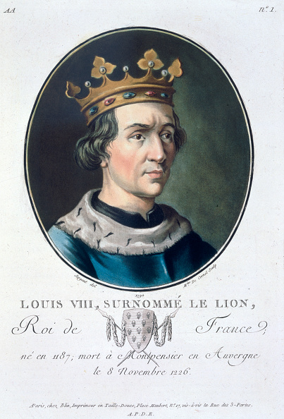 The Lion King「Louis VIII Known As 'The Lion' King Of France (1790)」:写真・画像(8)[壁紙.com]
