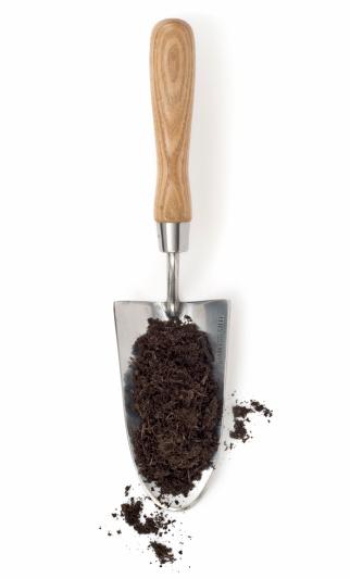 Gardening「Compost on a Trowel」:スマホ壁紙(3)