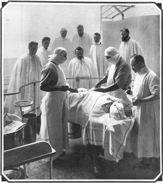 1900-1909「French Surgeons」:写真・画像(5)[壁紙.com]