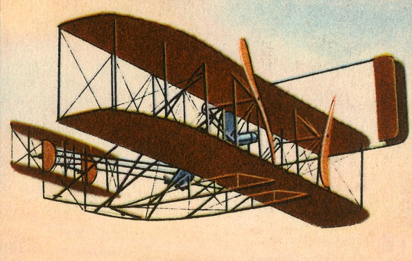 Propeller Airplane「Wright Brothers Flyer」:写真・画像(3)[壁紙.com]