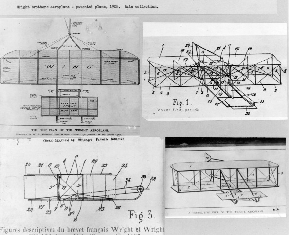 Plan - Document「Wright brothers plane」:写真・画像(3)[壁紙.com]
