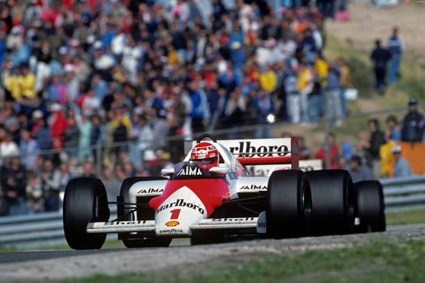 Niki Lauda, Grand Prix Of The Netherlands:ニュース(壁紙.com)
