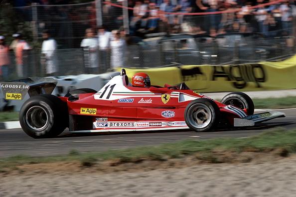 Formula One Grand Prix「Niki Lauda, Grand Prix Of Italy」:写真・画像(17)[壁紙.com]