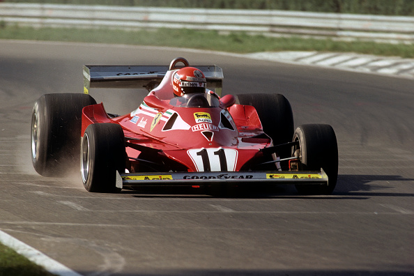 F1グランプリ「Niki Lauda, Grand Prix Of Italy」:写真・画像(7)[壁紙.com]