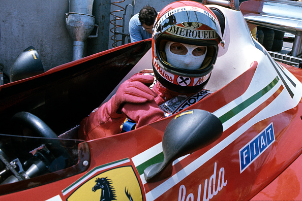 Ferrari「Niki Lauda, Grand Prix Of The United States West」:写真・画像(3)[壁紙.com]