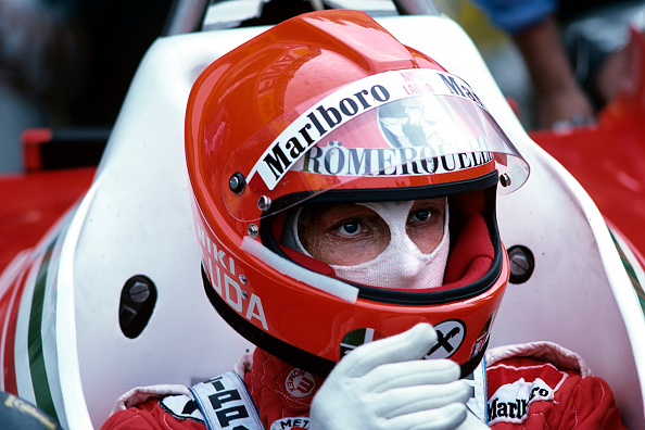 F1グランプリ「Niki Lauda, Grand Prix Of Italy」:写真・画像(8)[壁紙.com]
