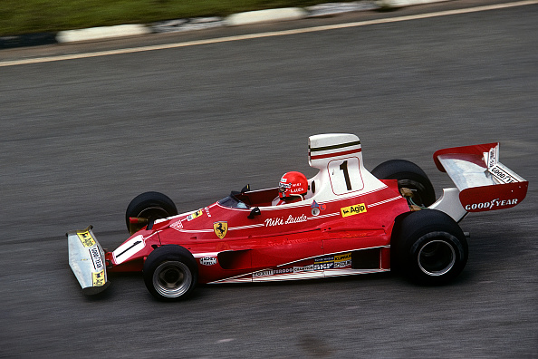 Ferrari F1 Team「Niki Lauda, Grand Prix Of Brazil」:写真・画像(8)[壁紙.com]