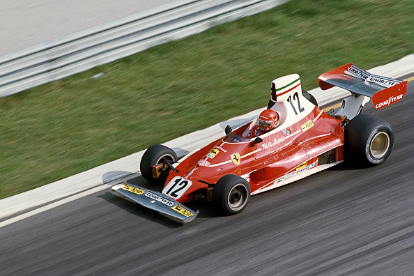 F1グランプリ「Niki Lauda, Grand Prix Of Italy」:写真・画像(5)[壁紙.com]