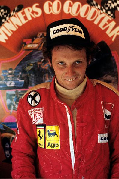 Ferrari F1 Team「Niki Lauda, Grand Prix Of France」:写真・画像(13)[壁紙.com]